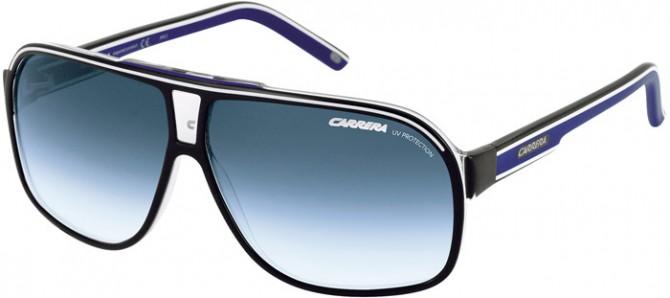 Carrera GRAND PRIX 2 T5C/08 - Black Blue / Dark Blue Shaded