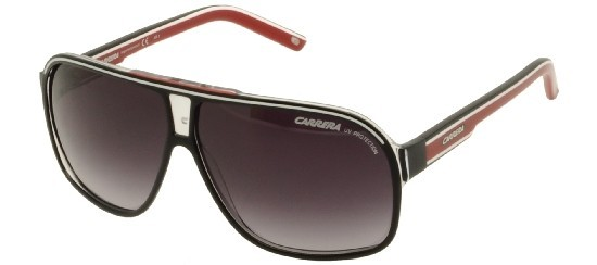Carrera GRAND PRIX 2 T4O/9O - Black Red / Dark Grey Shaded