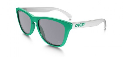 Oakley Frogskins Heritage Special Edition 24-417 SEAFOAM / GREY - HERITAGE COLLECTION