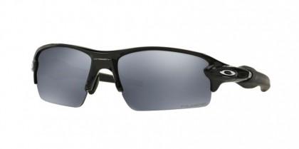 Oakley 0OO9295 FLAK 2.0 929507 Polished Black - Black Iridium Polarized