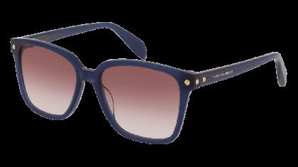 Alexander McQueen AM0071S-004 Blue - Gradient Pink