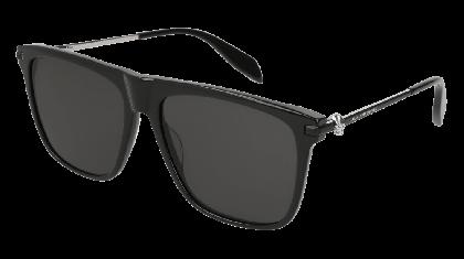 Alexander McQueen AM0106S-001 Black - Gradient Grey