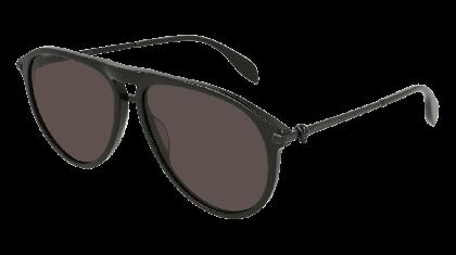 Alexander McQueen AM0134S-001 Black - Gradient Grey