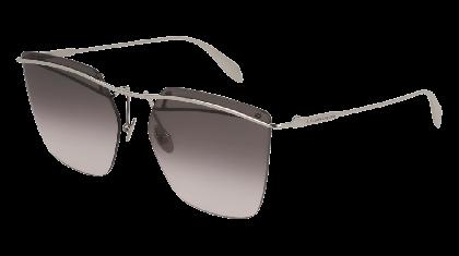 Alexander McQueen AM0144S-003 Ruthenium - Light Grey