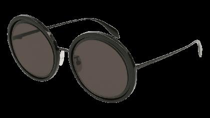 Alexander McQueen AM0150S-001 Black - Black Grey