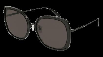 Alexander McQueen AM0151S-001 Black - Black Grey