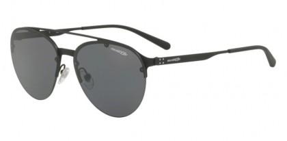 Arnette 0AN3075 696/87 Black Rubber - Grey