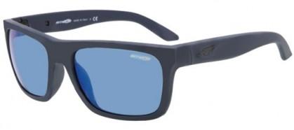 Arnette 0AN4176 DROPOUT 2153/55 Fuzzy Navy - Blue Mirror