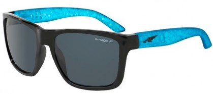 Arnette 0AN4177 WITCH DOCTOR 2162/81 Black - Gray Polarized