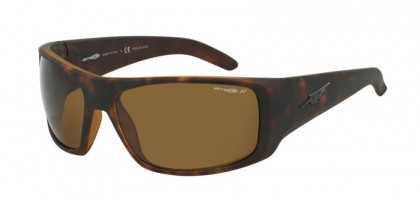 Arnette 0AN4179 LA PISTOLA 215283 Fuzzy Havana - Polarized Brown