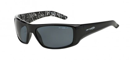 Arnette 0AN4182 HOT SHOT 214981 Black - Gray Polarized
