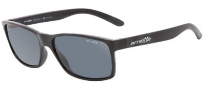 Arnette 0AN4185 SLICKSTER 41/81 Black - Gray Polarized