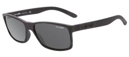 Arnette 0AN4185 SLICKSTER 447/87 Black Rubber - Gray