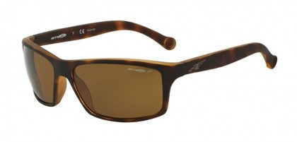 Arnette 0AN4207 BOILER 2152/83 Fuzzy Havana - Brown Polarized