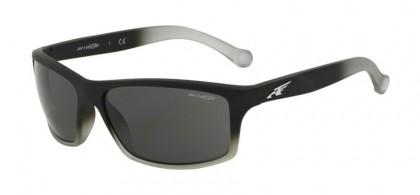Arnette 0AN4207 BOILER 2253/87 Fuzzy Black Traslucent Grey - Grey