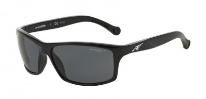 Arnette 0AN4207 BOILER 41/81 Black - Grey Polarized