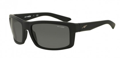 Arnette 0AN4216 CORNER MAN 447/87 Fuzzy Black - Dark Grey