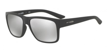 Arnette 0AN4226 RESERVE 5381/6G Matte Dark Grey - Light Grey Mirror Silver