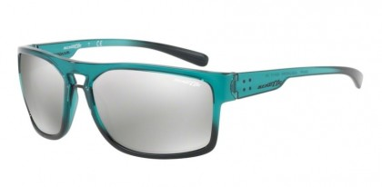 Arnette 0AN4239 BRAPP 24936G Azure - Light Grey Mirror Silver