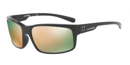 Arnette 0AN4242 FASTBALL 2.0 41/4Z Black - Grey Mirror Rose Gold