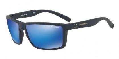 Arnette 0AN4253 PRYDZ 215325 Blue Rubber - Green Mirror Light Blue