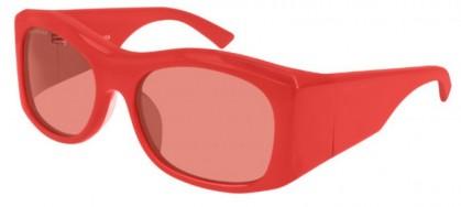 Balenciaga BB0001S-001 Red - Red