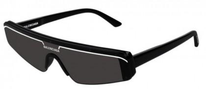 Balenciaga BB0003S-001 Black - Grey