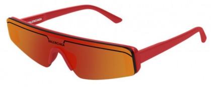 Balenciaga BB0003S-004 Red - Red