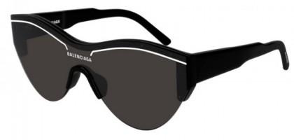 Balenciaga BB0004S-001 Black - Grey