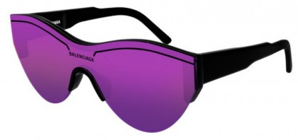 Balenciaga BB0004S-002 Black - Pink