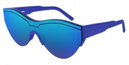 Balenciaga BB0004S-004 Blue - Blue