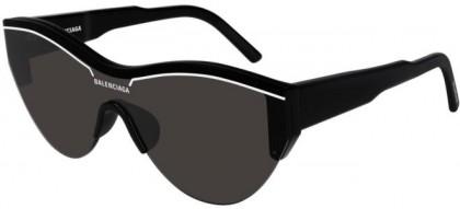 Balenciaga BB0004SA-001 Black - Grey