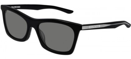 Balenciaga BB0006S-001 Black - Grey