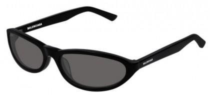 Balenciaga BB0007S-001 Black - Grey