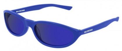 Balenciaga BB0007S-004 Blue - Blue