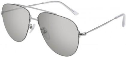 Balenciaga BB0013S-002 Silver - Silver
