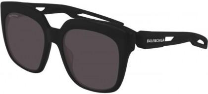 Balenciaga BB0025S-001 Black - Grey