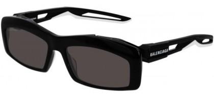 Balenciaga BB0026S-001 Black - Grey