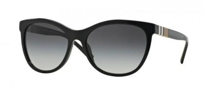 Burberry 0BE4199 30018G Black - Gray Gradient
