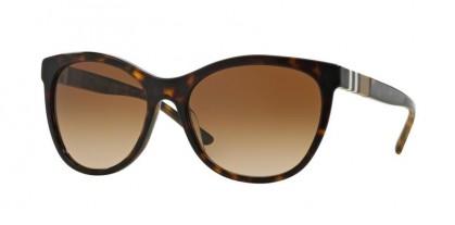 Burberry 0BE4199 300213 Dark Havana - Brown Gradient