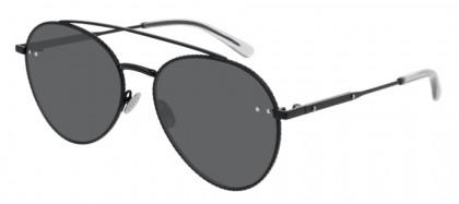 Bottega Veneta BV0258S-001 Black - Matte Grey