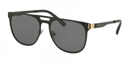 Bvlgari 0BV5048K 409081 Matte Black Gold - Polar Grey
