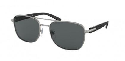 Bvlgari 0BV5050 195/87 Matte Gunmetal - Grey