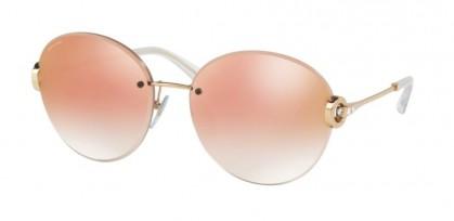 Bulgari 0BV6091B 2014/6F Pink Gold - Pink Gradient Mirror Pink