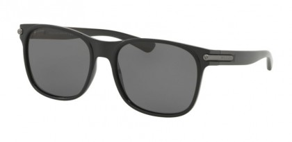 Bvlgari 0BV7033 901/81 Top Matte Black On Black - Polar Grey