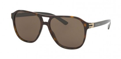 Bvlgari 0BV7034 504/73 Dark Havana - Brown