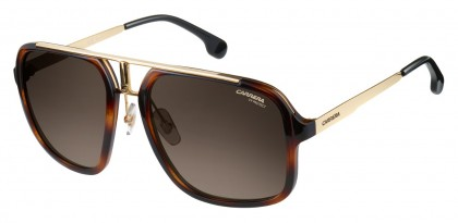 CARRERA 1004/S 2IK/HA Havana Gold - Brown Shaded