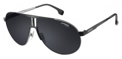 CARRERA 1005/S TI7/IR Light Ruthenium Black - Grey