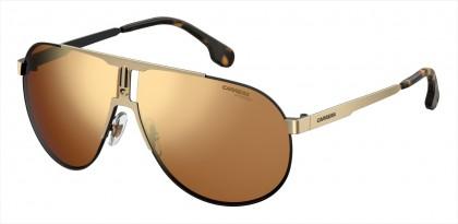CARRERA 1005/S XWY (K1) Black Havana Gold - Gold Mirror