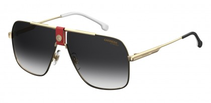 CARRERA 1018/S Y11/9O Gold Red - Gray Gradient